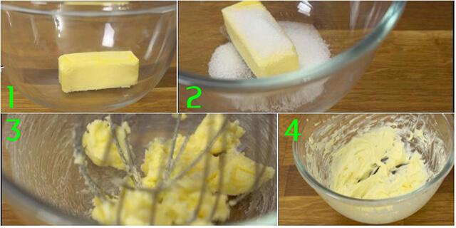 Cách làm bánh Tart phô mai