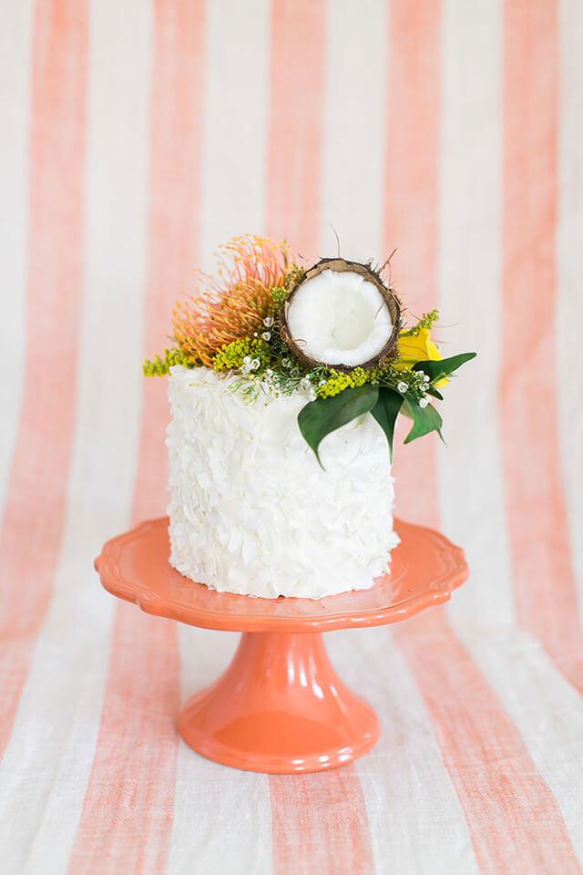 Bánh cưới 1 tầng đẹp
