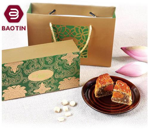 mẫu hộp bánh trung thu brodard 2019