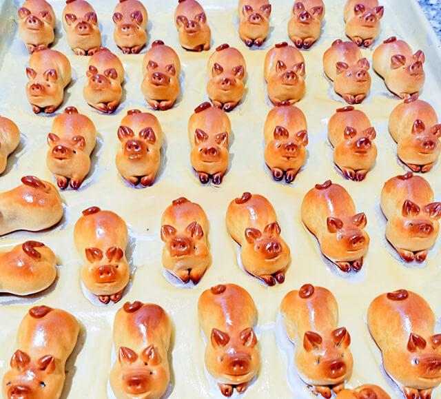 Bánh Trung Thu Heo Nhỏ