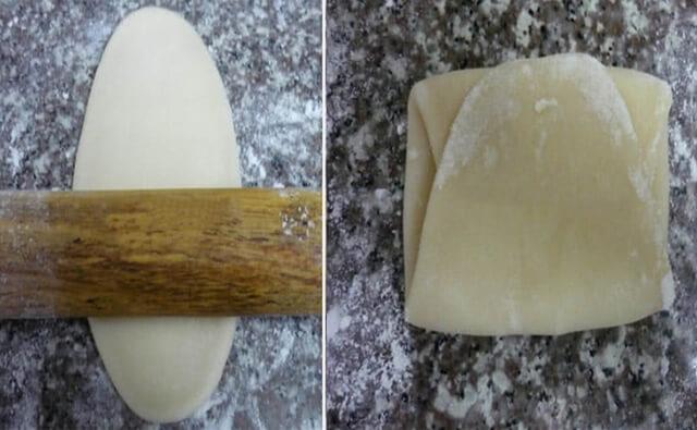 Cách làm bánh lột da