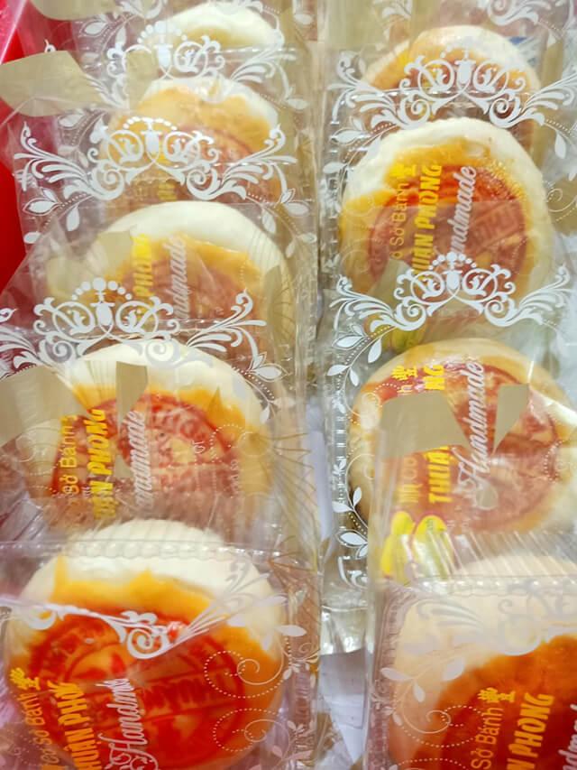 cách làm bánh pía chay