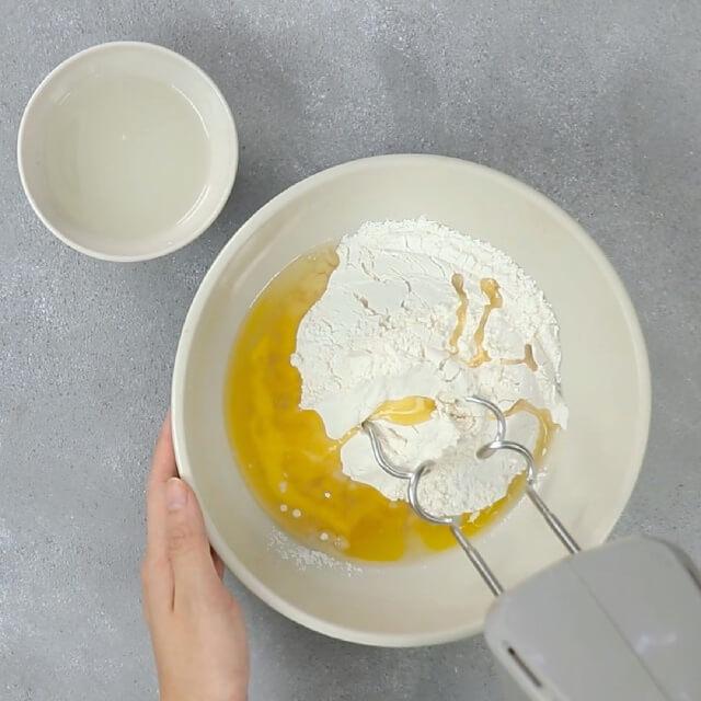 Bánh trứng chảy ngàn lớp