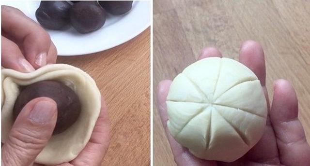 Cách làm bánh trung thu chiên