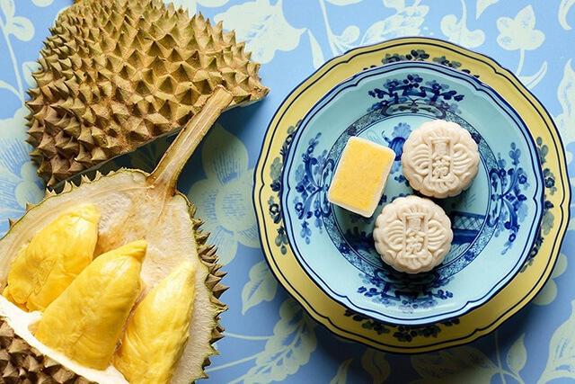 Cách sên nhân đậu xanh sầu riêng