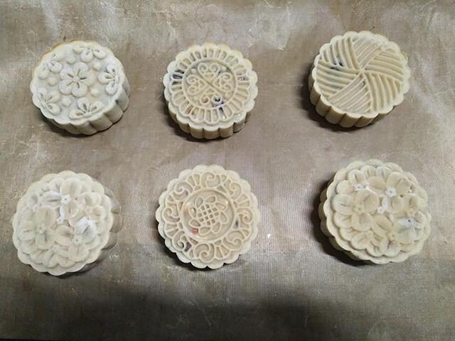 Cách làm bánh trung thu eat clean
