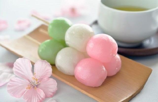 các loại bánh trung thu ở các nước châu Á