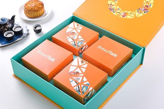 Các mẫu hộp bánh trung thu