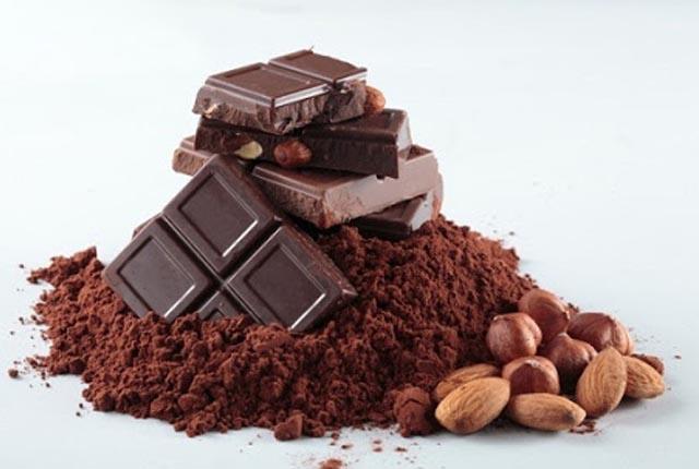 nguyên liệu làm bánh trung thu chocolate