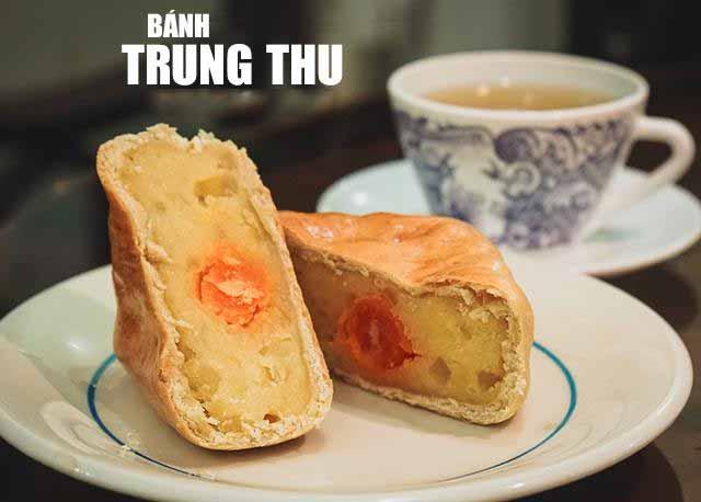 bánh trung thu truyền thống nổi tiếng hà nội