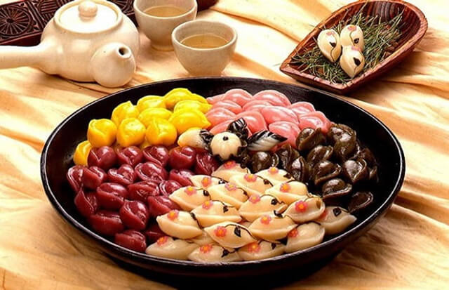 Bánh trung thu Hàn Quốc