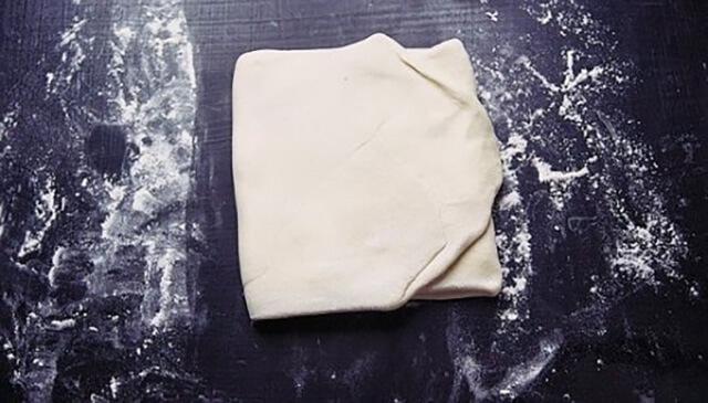 Cách làm vỏ bánh ngàn lớp