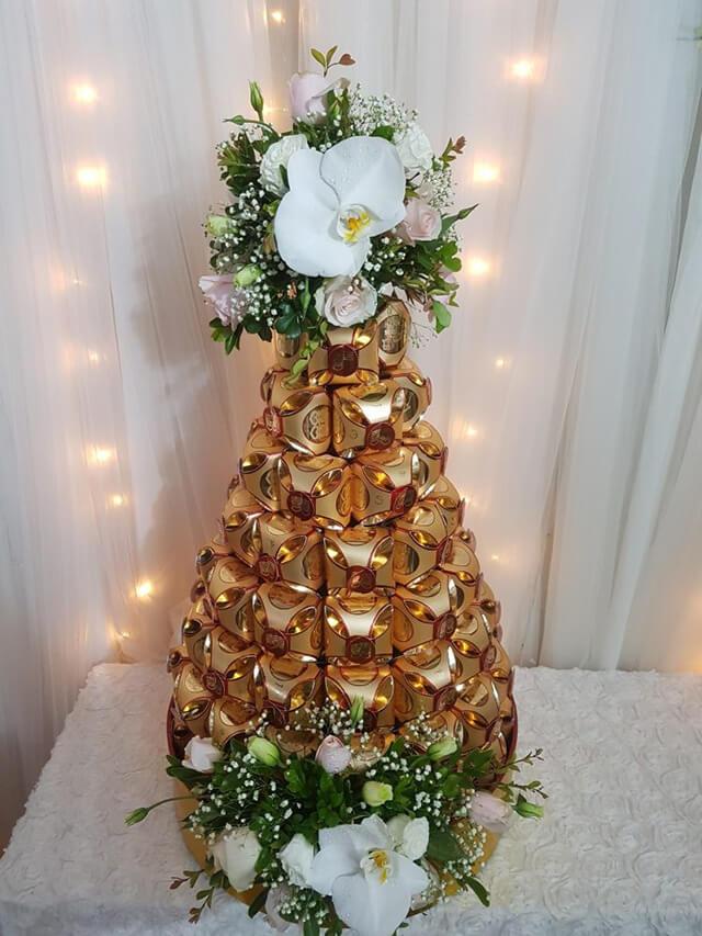 Mâm quả cưới miền Bắc