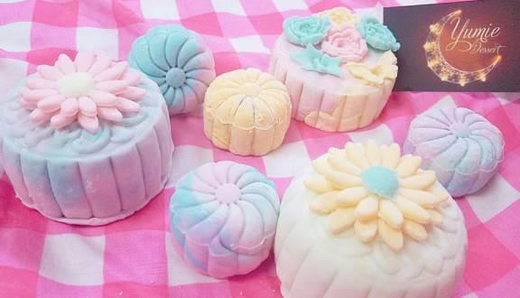 Bánh trung thu yumie dessert đẹp không nỡ ăn